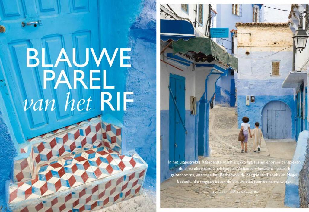 Travel Marokko, gepubliceerde reisreportage van Sant Media, Marokko vakantiebestemming