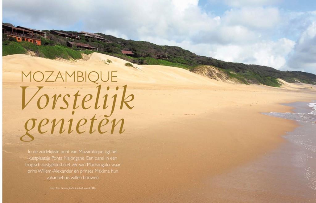 Travel Mozambique, reisreportage SantMedia over de stranden in Mozambique
